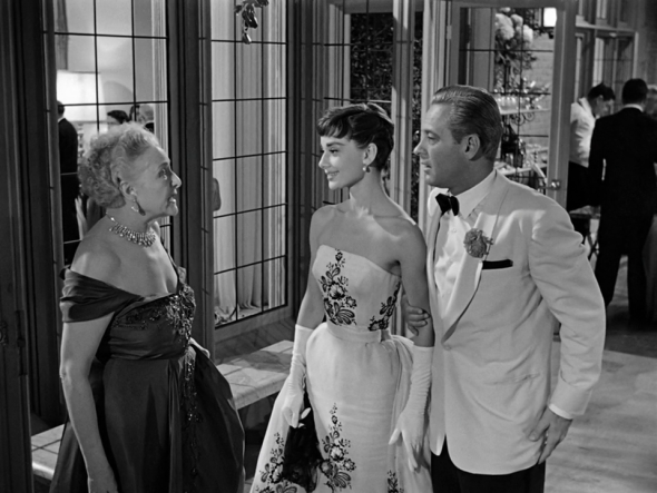 Audrey Hepburn's style in Sabrina (18)