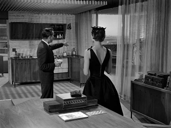 Audrey Hepburn's style in Sabrina (19)