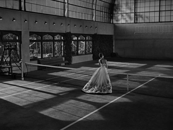 Audrey Hepburn's style in Sabrina (7)