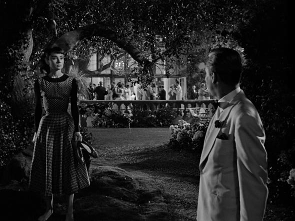 Audrey Hepburn's style in Sabrina