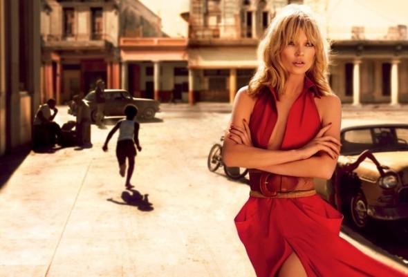 Donna Karan Spring Summer 2008 ad campaign