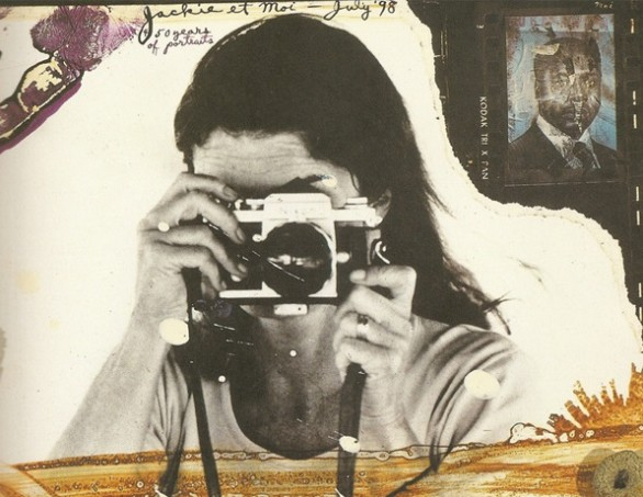 Jackie Kennedy by Peter Beard- Collectors' Edition