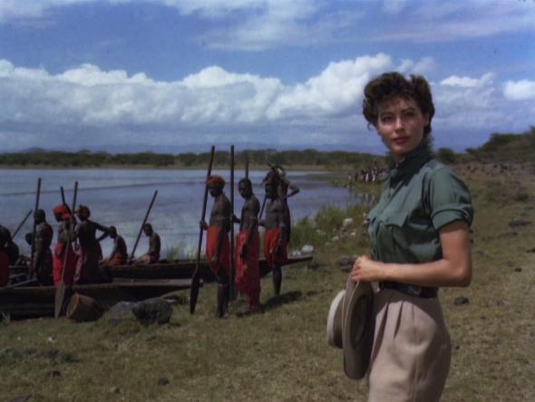 ava gardner's costumes Mogambo (16)