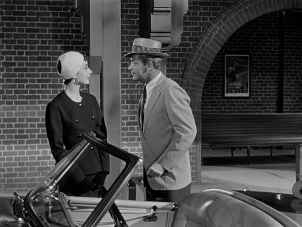 costumes Sabrina (1954)