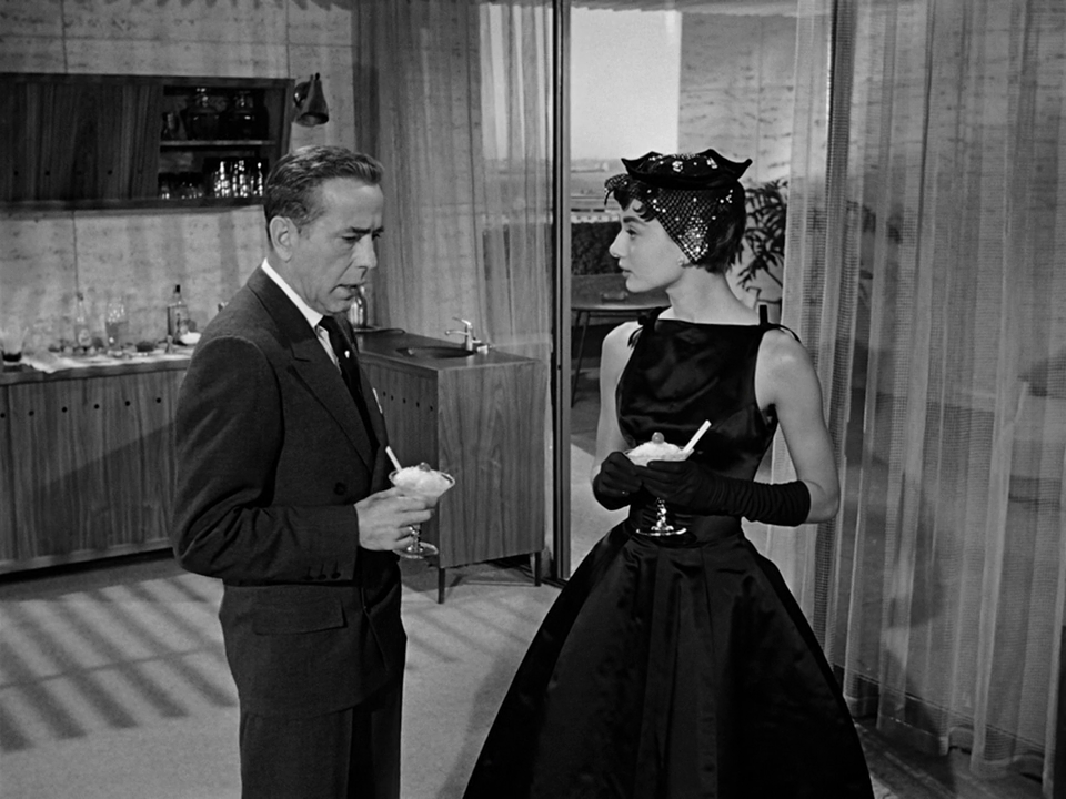 Style In Film Audrey Hepburn In Sabrina