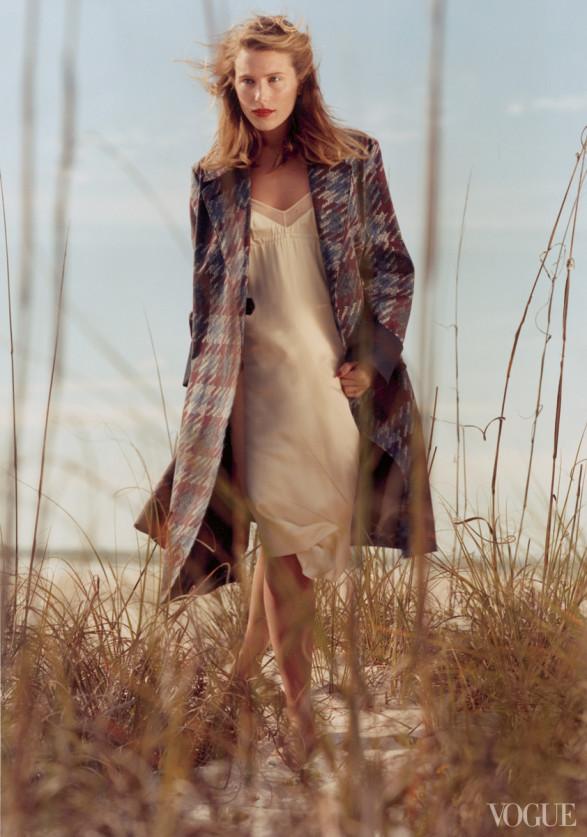 dree hemingway by bruce weber Vogue US june 2013-4