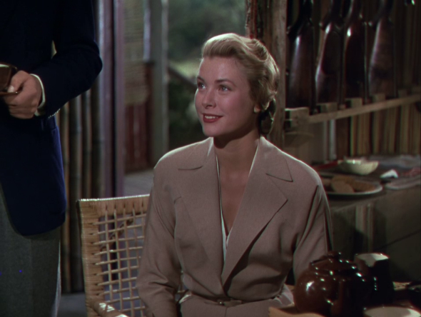 grace kelly's costumes Mogambo (2)