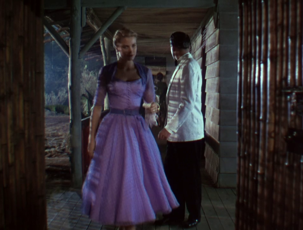 grace kelly's costumes Mogambo (4)