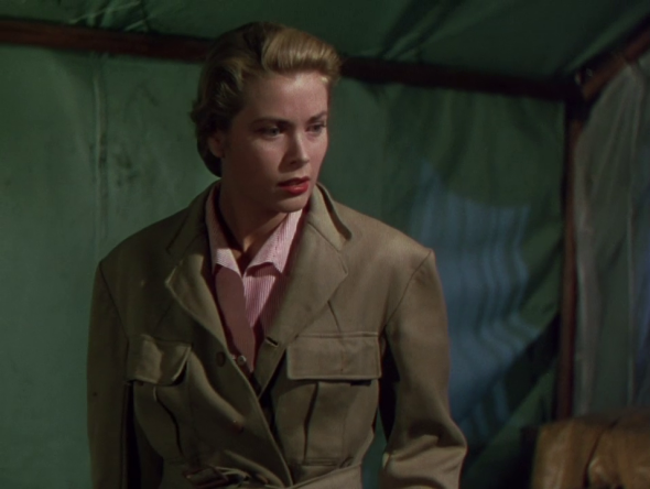 grace kelly's costumes Mogambo (7)