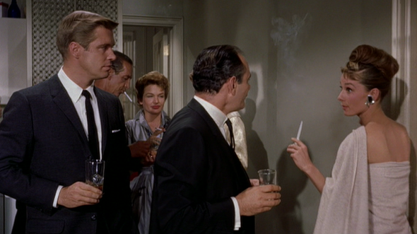 Audrey Hepburn in Breakfast at Tiffany's (2)