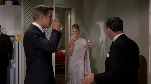 Audrey Hepburn's style in Breakfast at Tiffany's 11