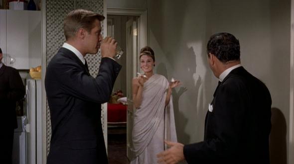 Audrey Hepburn's style in Breakfast at Tiffany's 11