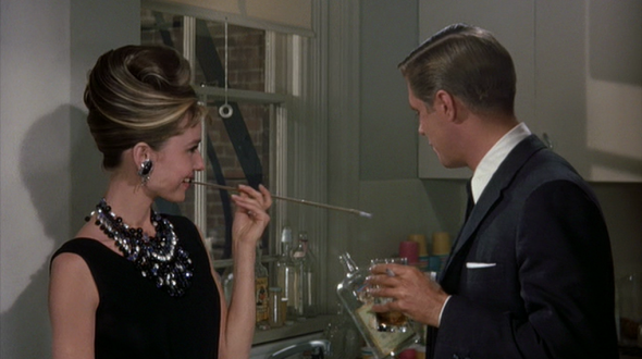 Audrey Hepburn's style in Breakfast at Tiffany's 12