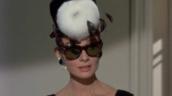 Audrey Hepburn's style in Breakfast at Tiffany's 14