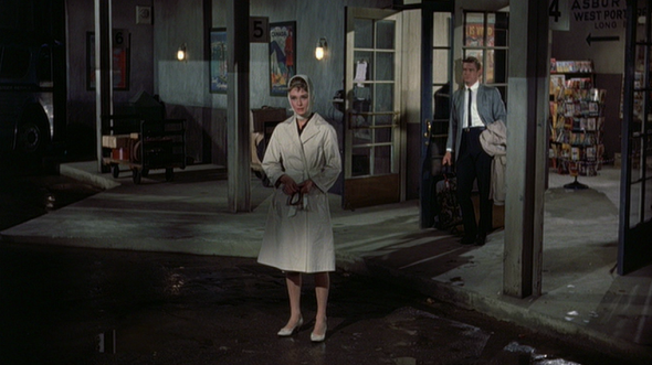 Audrey Hepburn's style in Breakfast at Tiffany's 16