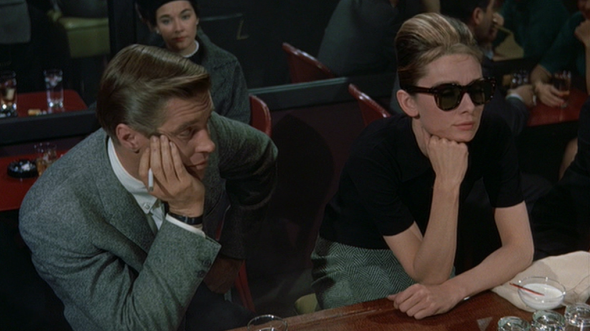Audrey Hepburn's style in Breakfast at Tiffany's 17