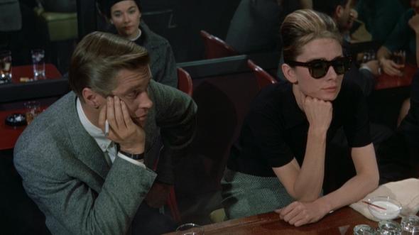 Audrey Hepburn's style in Breakfast at Tiffany's 17