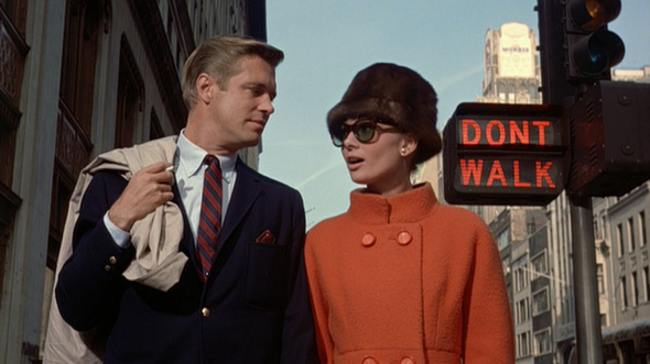 Audrey Hepburn's style in Breakfast at Tiffany's 18
