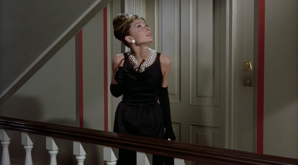 Audrey Hepburn's style in Breakfast at Tiffany's 2