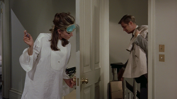 Audrey Hepburn's style in Breakfast at Tiffany's 4