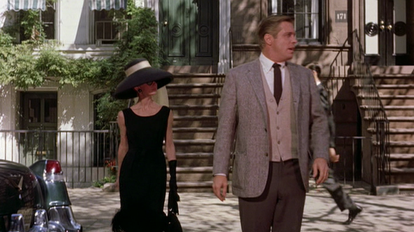 Audrey Hepburn's style in Breakfast at Tiffany's 6