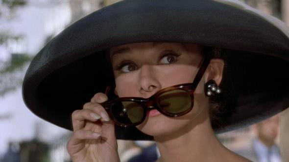 Audrey Hepburn's style in Breakfast at Tiffany's 7