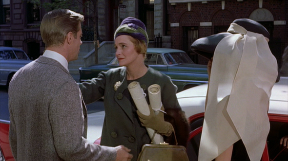 Audrey Hepburn's style in Breakfast at Tiffany's 8
