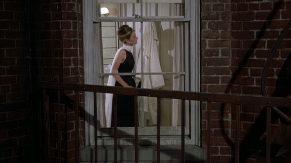 Audrey Hepburn's style in Breakfast at Tiffany's 9