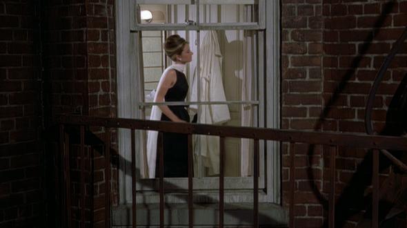 Audrey Hepburn's style in Breakfast at Tiffany's 9