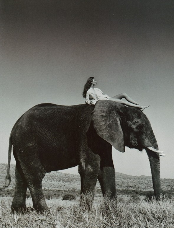 Aurelie Claudel by Wayne Maser Harper's Bazaar US may 1999-2