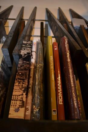 Classiq-Carturesti Bookstore Bucharest 1
