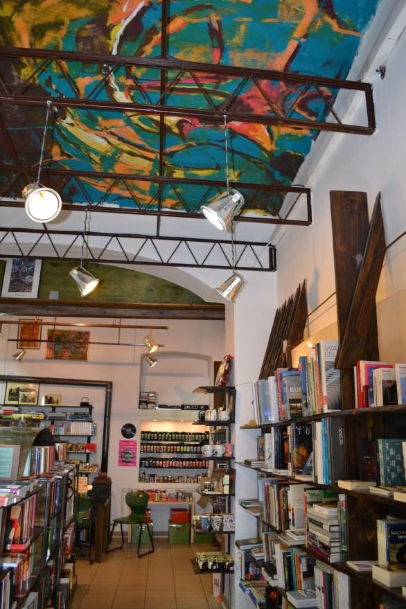 Classiq-Carturesti Bookstore Bucharest 6