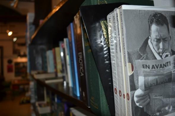 Classiq-Carturesti Bookstore Bucharest