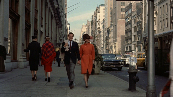 Costumes in Breakfast at Tiffany's 4
