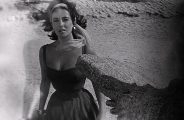 Elizabeth Taylor's style Suddenly Last Summer 2
