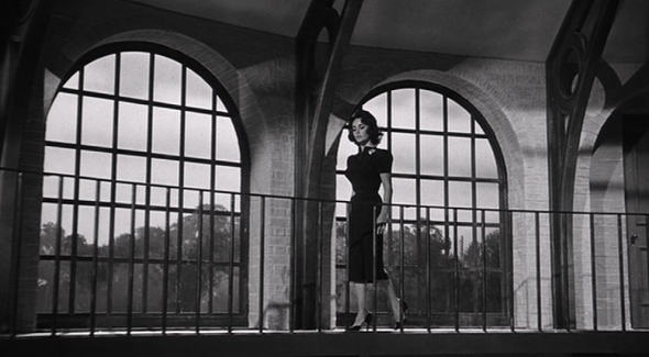 Elizabeth Taylor's style Suddenly Last Summer