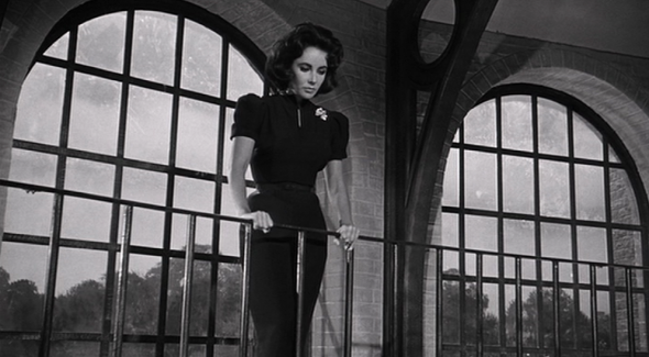 Elizabeth Taylor's style - Suddenly Last Summer