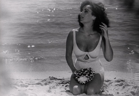 Elizabeth Taylor's style_Suddenly Last Summer