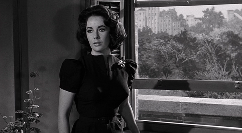 style in film elizabeth taylor in �suddenly last summer�