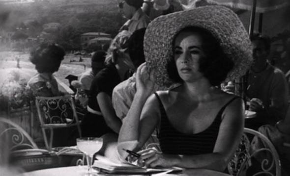 elizabeth taylor's style in suddenly last summer 9