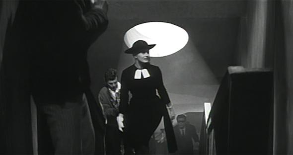 Anita Ekberg's style-La Dolve Vita