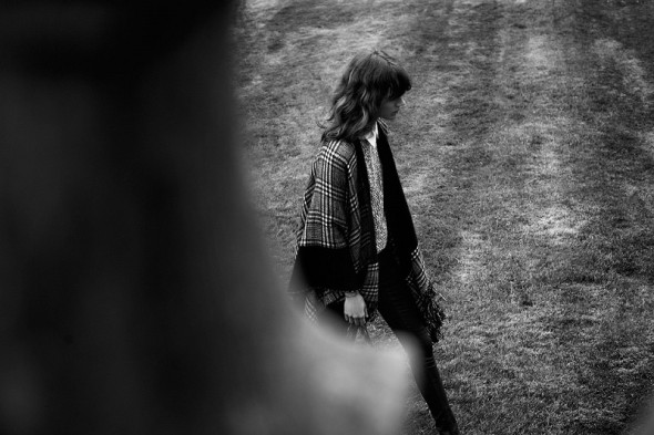 Freja Beha Erichsen for Reserved Fall 2013 2