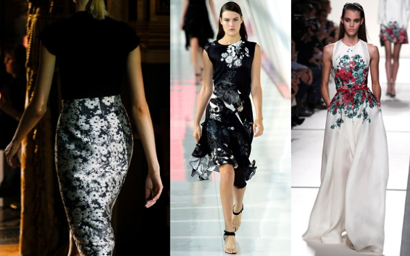 SS2014-Trends I can work-floral prints