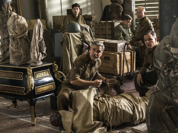 The Monuments Men-2013