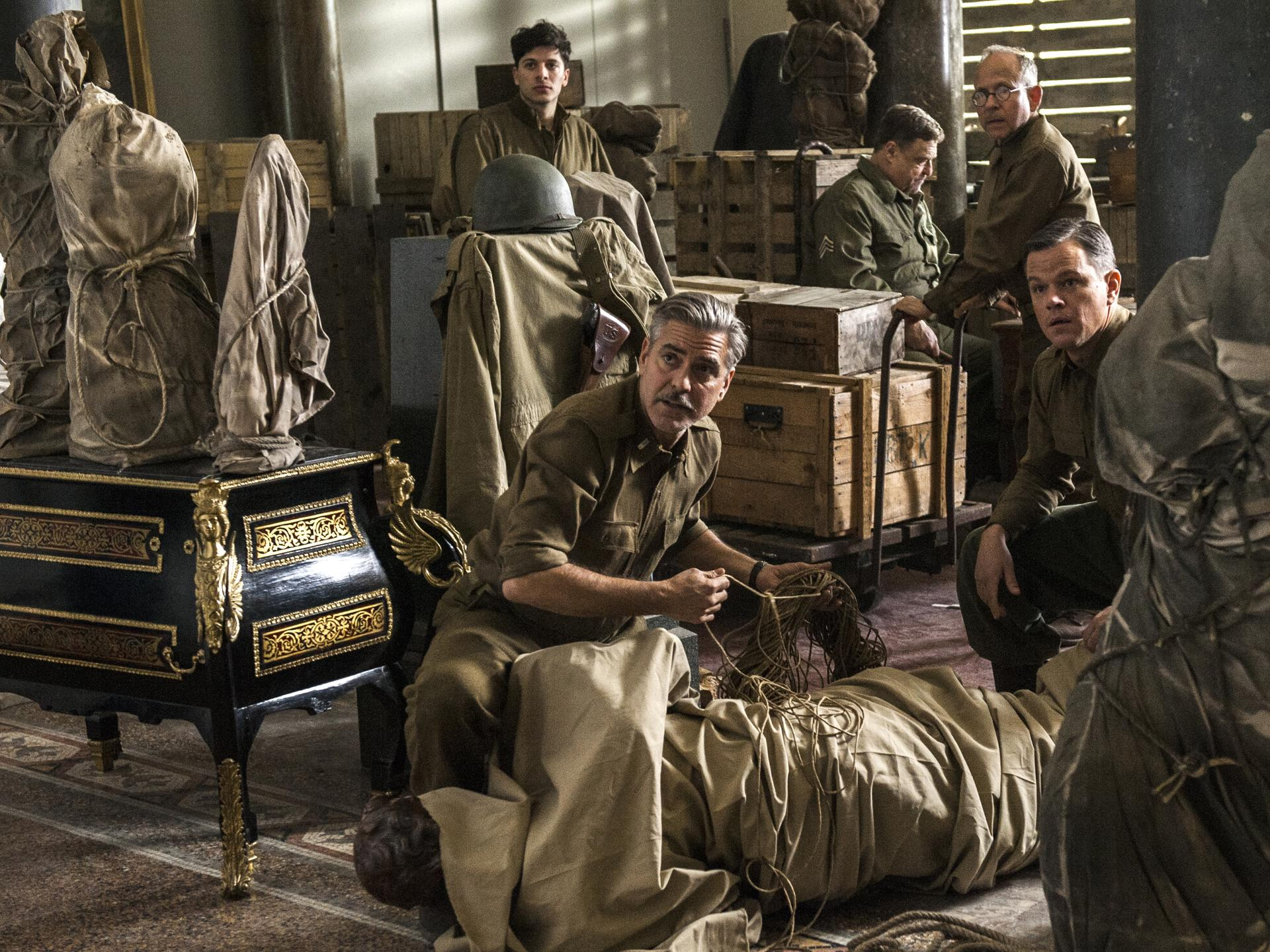 Real Monuments Men