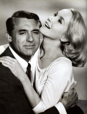 Cary Grant-Eva Marie Saint