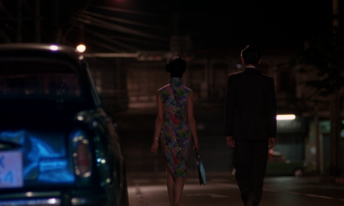 "Style in film: Maggie Cheung in ""In the Mood for Love"" 