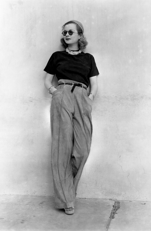 Style, class and wit: Joan Bennett |