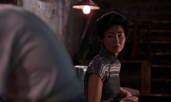 Maggie Cheung's costumes In The Mood for Love 5