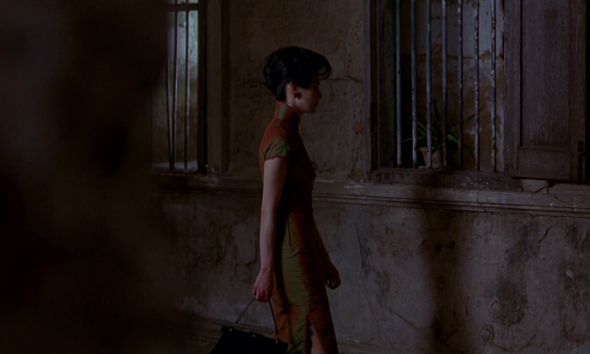 Maggie Cheung's costumes In The Mood for Love